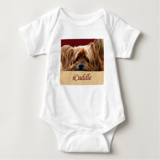 iCuddleYorkshire Terrier Tee