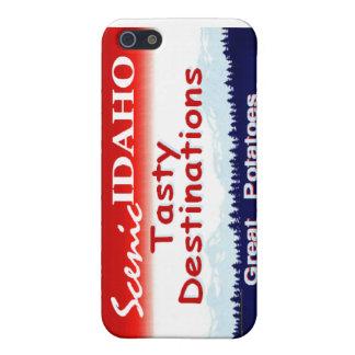 IDAHO iPhone 5 SKAL