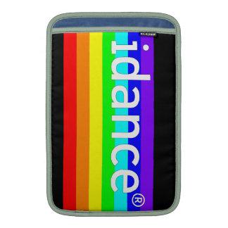 idance®regnbågesleeve MacBook air sleeves