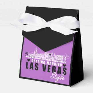 Idéer för Vegas bröllopgåva - favören boxas Presentaskar