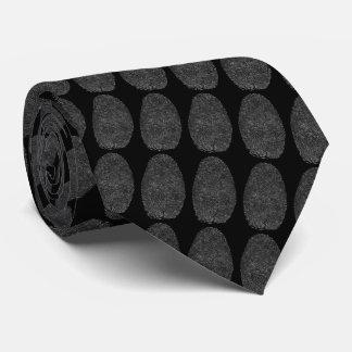 Identifiera med fingeravtryck sparar slips
