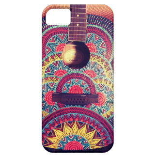 Idérik gitarr iPhone 5 Case-Mate fodral