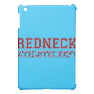 Idrotts- avdelnings-design för Redneck iPad Mini Skal