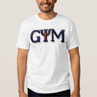 idrottshall t-shirt