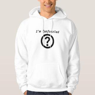 ifrågasätta markerar sweatshirt