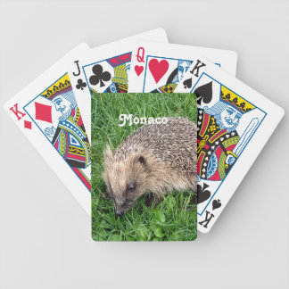 Igelkott Spelkort
