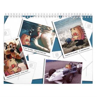 Igelkottkalender 2014 kalender