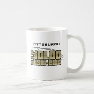 Igloo för Pittsburgh REVAMUGG Kaffemugg