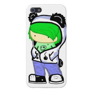 iGr33n-chibi iPhone 5 Fodral