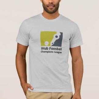 iHub Foosball Tshirts