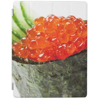 Ikura (laxfiskrom) Gunkan Maki Sushi iPad Skydd