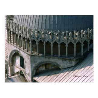 Il-Duomo   Pisa Vykort