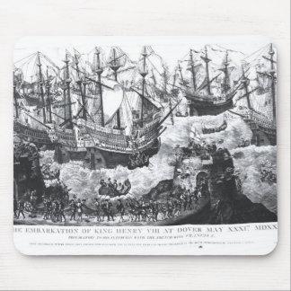 Ilastningen av Henry VIII på Dover Musmatta