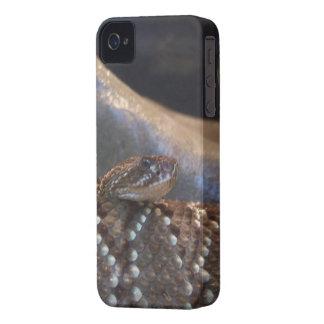 Illavarslande orm iPhone 4 Case-Mate fodral