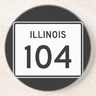 Illinois rutt 104 underlägg