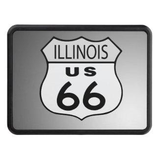 Illinois rutt 66 skydd för dragkrok