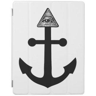 Illuminati ankrar iPad skydd