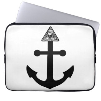 Illuminati ankrar laptop sleeve