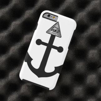 Illuminati ankrar tough iPhone 6 fodral