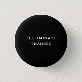 Illuminati deltagare i utbildning mini knapp rund 3.2 cm