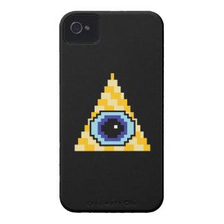 Illuminati iPhone 4 Case-Mate Fodral