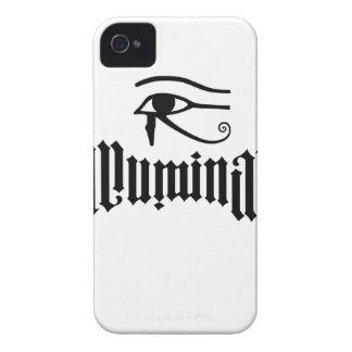 Illuminati iPhone 4 Case-Mate Fodraler