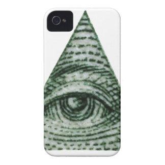 illuminati iPhone 4 fodraler
