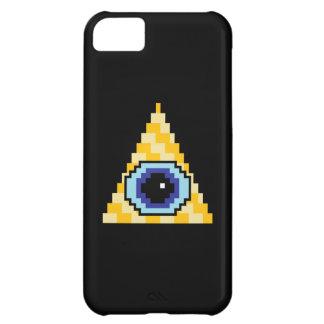 Illuminati iPhone 5C Fodral