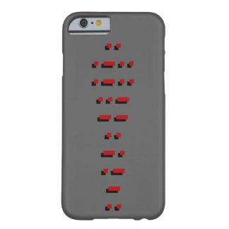 ILLUMINATI (morse kodifierar), Barely There iPhone 6 Skal