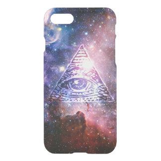 Illuminati nebula iPhone 7 skal