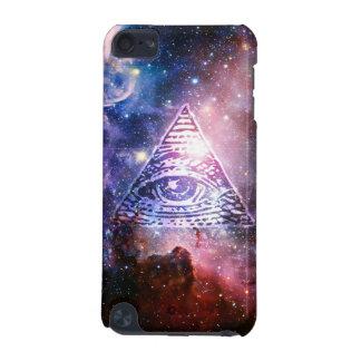 Illuminati nebula iPod touch 5G fodral