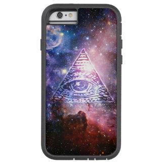 Illuminati nebula tough xtreme iPhone 6 skal