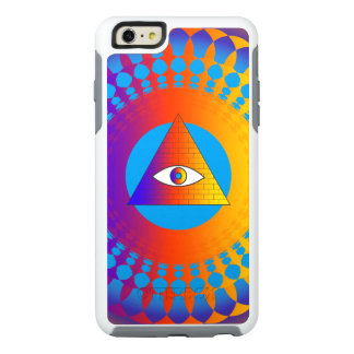 Illuminati ögaalternativ OtterBox iPhone 6/6s plus fodral