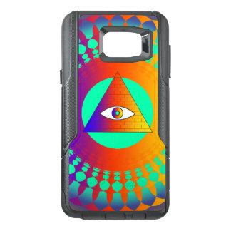 Illuminati ögaalternativ OtterBox samsung note 5 skal
