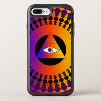 Illuminati ögaalternativ OtterBox symmetry iPhone 7 plus skal