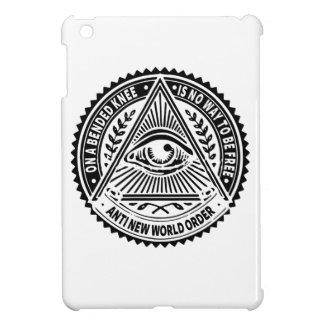 Illuminati - på ett böjt knä är inget långt att iPad mini skydd