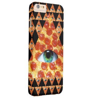 Illuminati Pizza Barely There iPhone 6 Plus Fodral