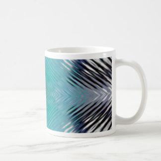 Illusion för Blur för Personalizable krickasvart Kaffemugg