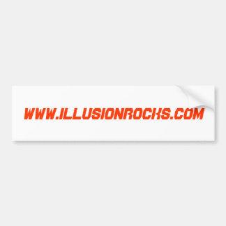 Illusionbildekal Bildekal
