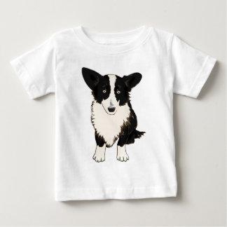 Illustration för Corgi för sittakofta walesisk T Shirt