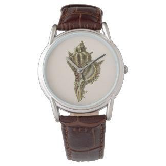 Illustration för Murexsnäckorvintage Armbandsur