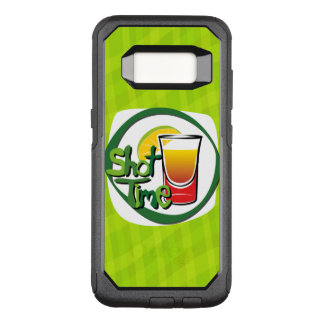 "Illustration som skjutas med citronen ""sköt Time OtterBox Commuter Samsung Galaxy S8 Skal"