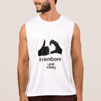 IllustrationFriendzone jämn oändlighet T Shirt