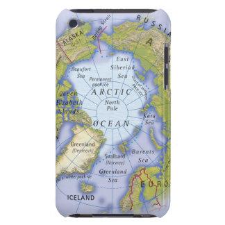 Illustrerad karta 2 iPod touch Case-Mate skydd