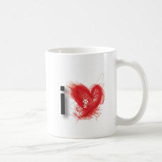 ILove Kaffemugg