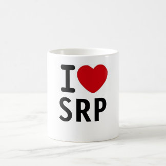 Ilove SRP Kaffemugg