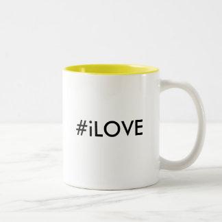 #iLOVEkaffe koppar