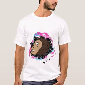Ilsken apa tee shirt