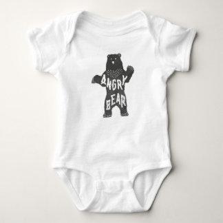 Ilsken björn t-shirt