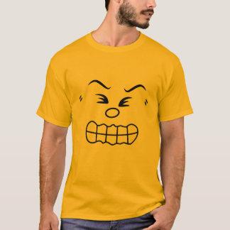 Ilsken Emoticongruppdräkt T Shirt